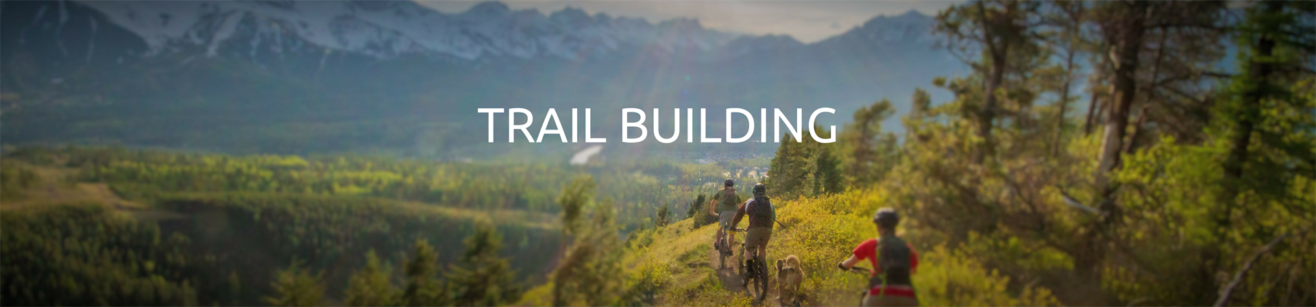 trail building rules